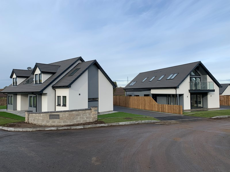 Plots at Sonas Development, Dyke, Forres