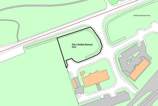 Plot 1, Golspie Business Park, Golspie KW10 6UB