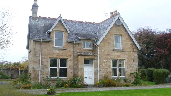 St Andrew's Rectory, Glebe Crescent, Tain IV19 1HF