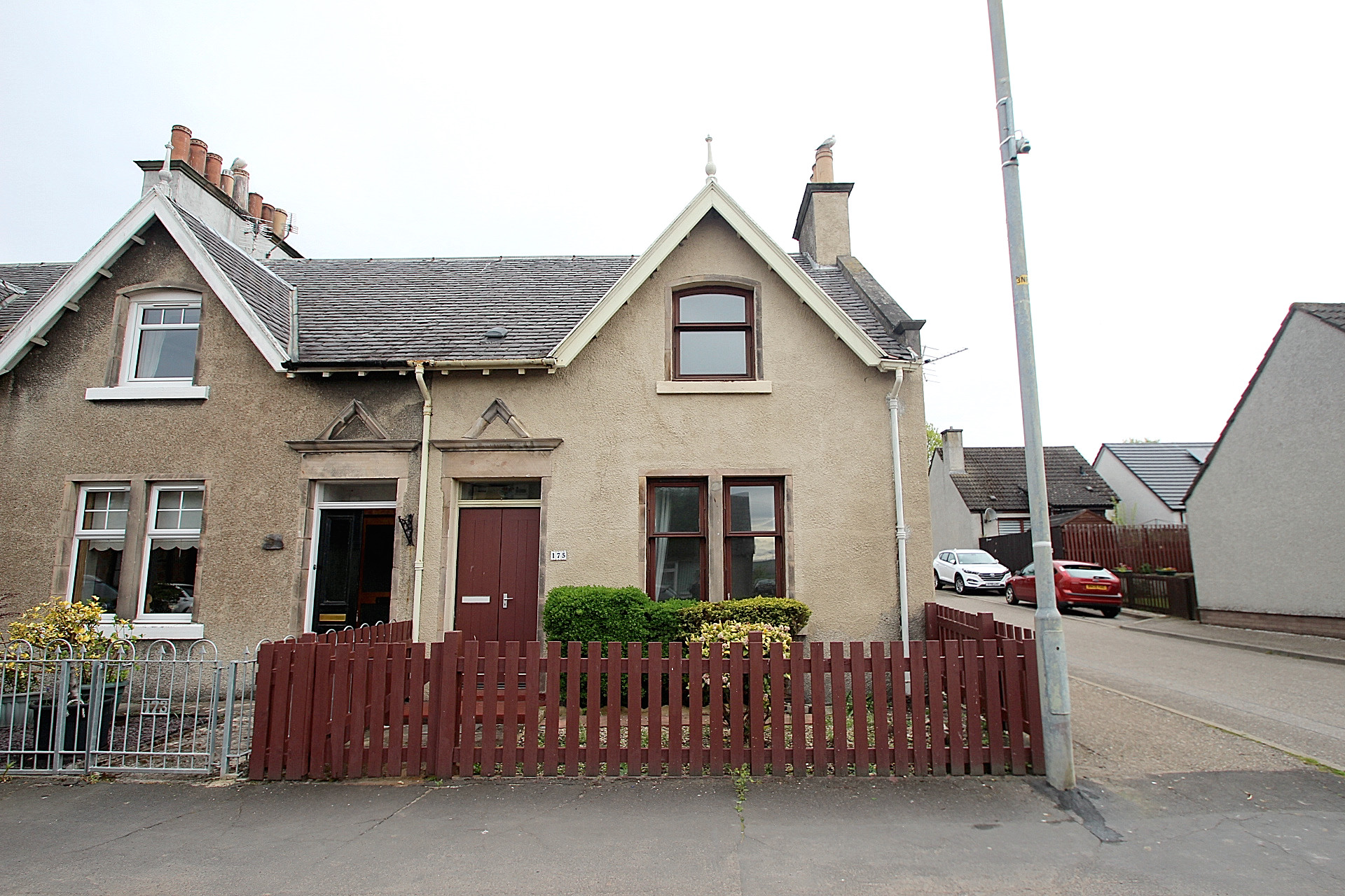 semi detached villa for sale 175 high street invergordon iv18 0al rh hspc co uk