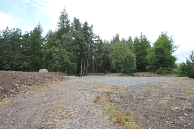 Plot at Forest Lodge, Gorthleck Inverness-shire IV2 6UJ