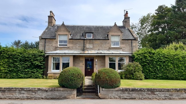 Malton Villa, Station Road, Conon Bridge IV7 8BJ