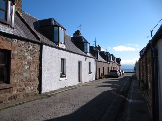 Anchor Cottage, 5 Margaret Street, Avoch IV9 8PX