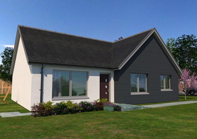 The Berneray, Glenfield Park, North Road Ullapool IV26 2AD