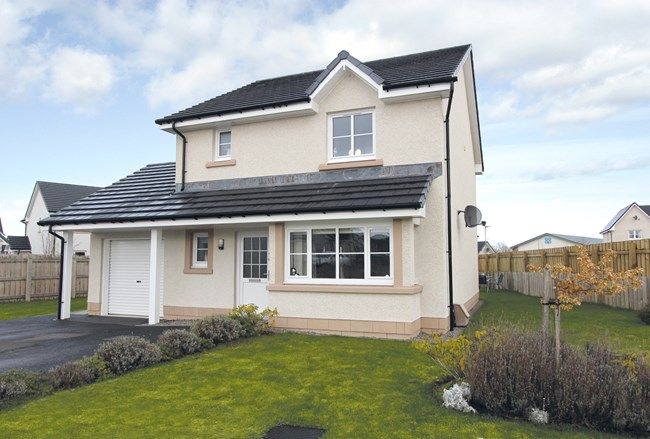 9 Thistle Road, Conon Bridge IV7 8FG