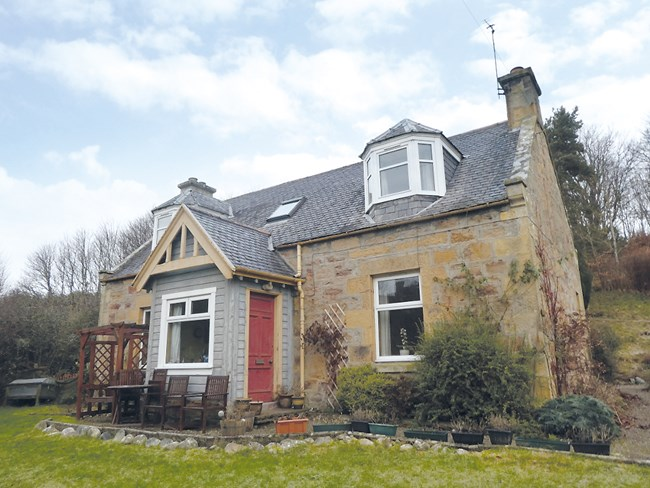 Broombank, Station Road, Dornoch IV25 3PG