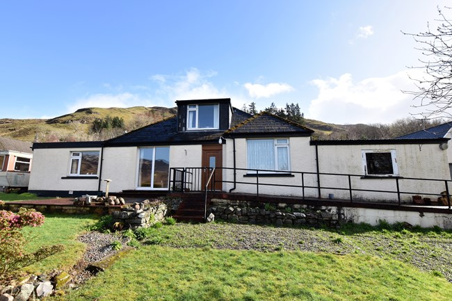 Rock House, Dornie IV40 8DX