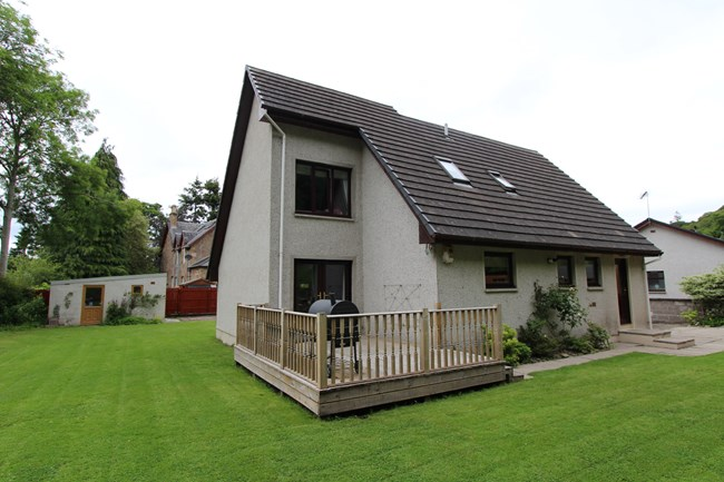 Siabost, 21H Drummond Crescent, Inverness IV2 4QR