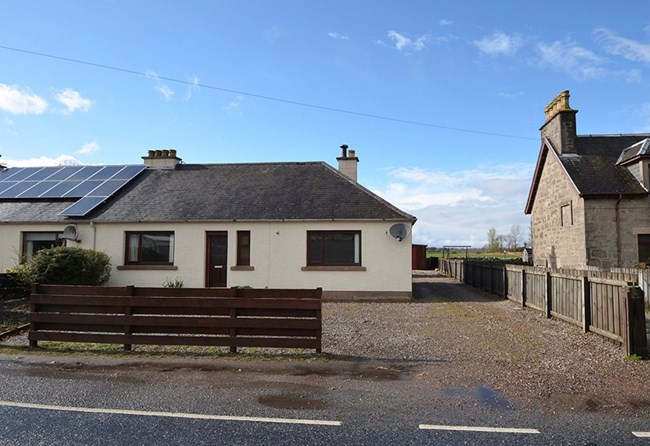 4 Brackla Distillery Cottages, Cawdor, Nairn IV12 5QY