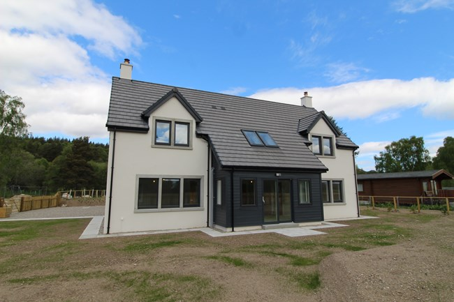 Building Plots, Drumuillie, Boat of Garten PH24 3BX