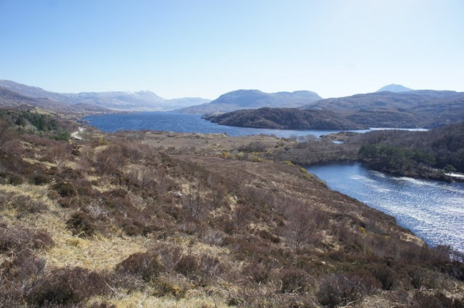 Land at, Loch Leiter Easaidh, Loch Assynt Lairg IV27 4HB