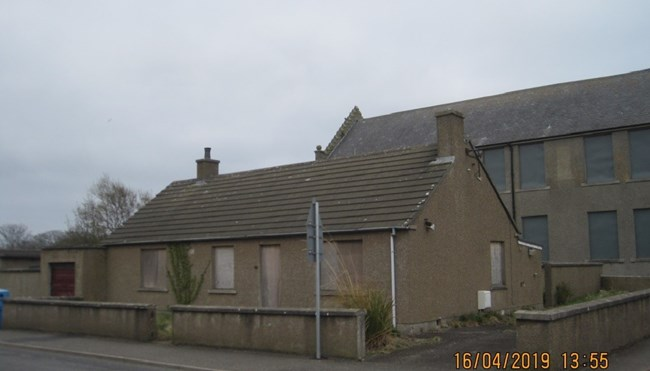 Janitor's House, 4 Newton Road, Wick KW1 5LT