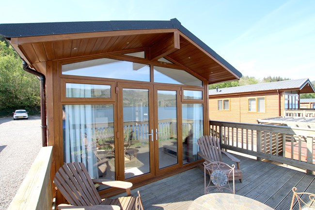 15 Shoreside, Loch Ness Holiday Lodges Invermoriston IV63 7WE