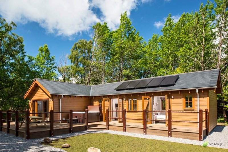 Wildside Holiday Lodges, Whitebridge