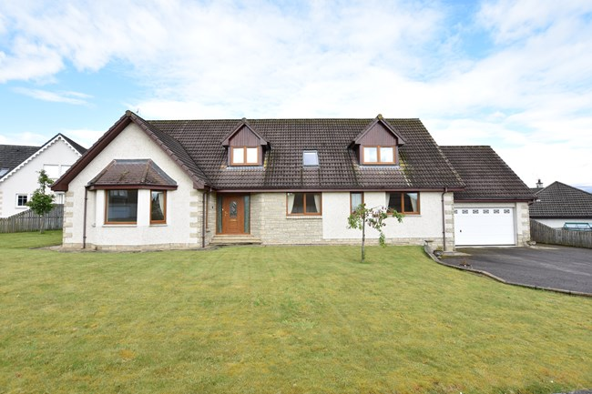 8 Beinn View, Conon Bridge IV7 8DG