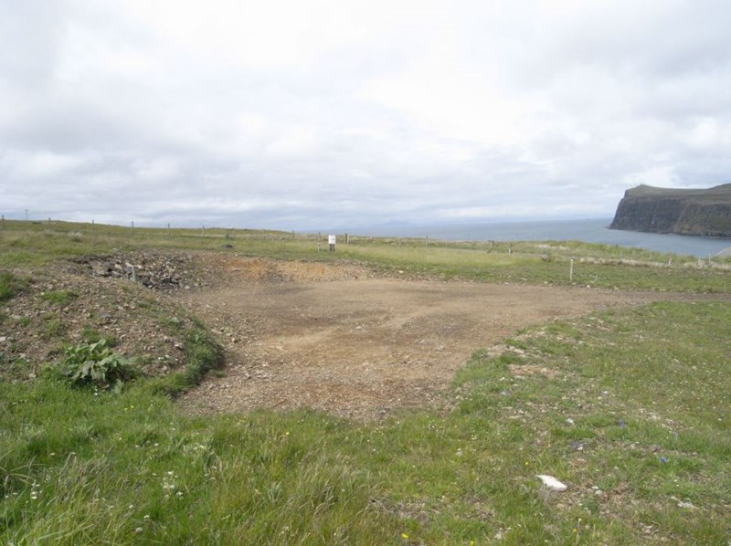 Plot and Land at 8 Lower Milovaig, Isle of Skye