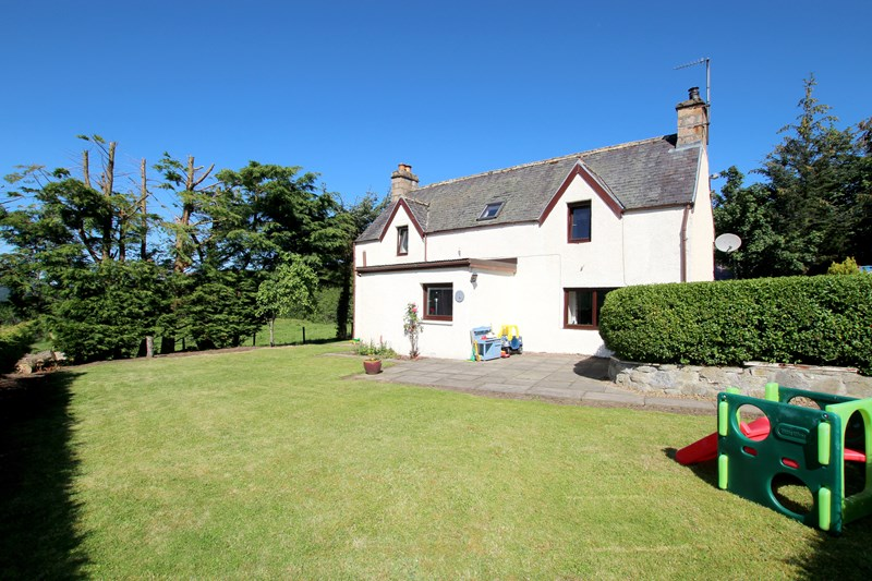 Lower Gartally Farmhouse, Drumnadrochit