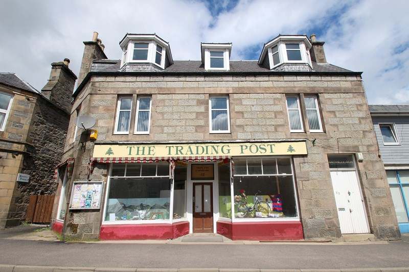 The Trading Post, 61 High Street, Kingussie