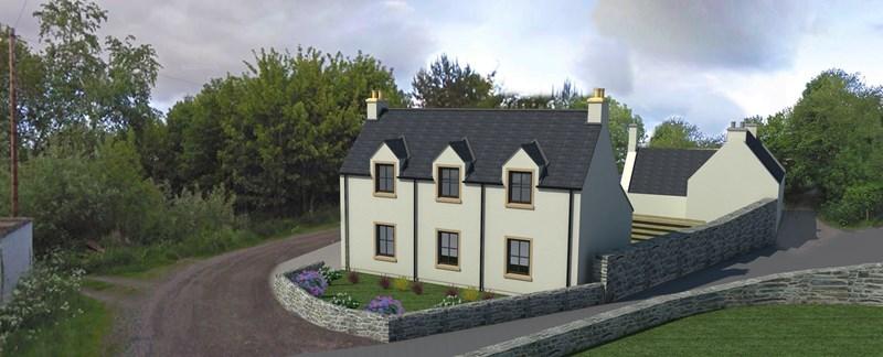 House Plot Chapel St Tain IV19 1EL
