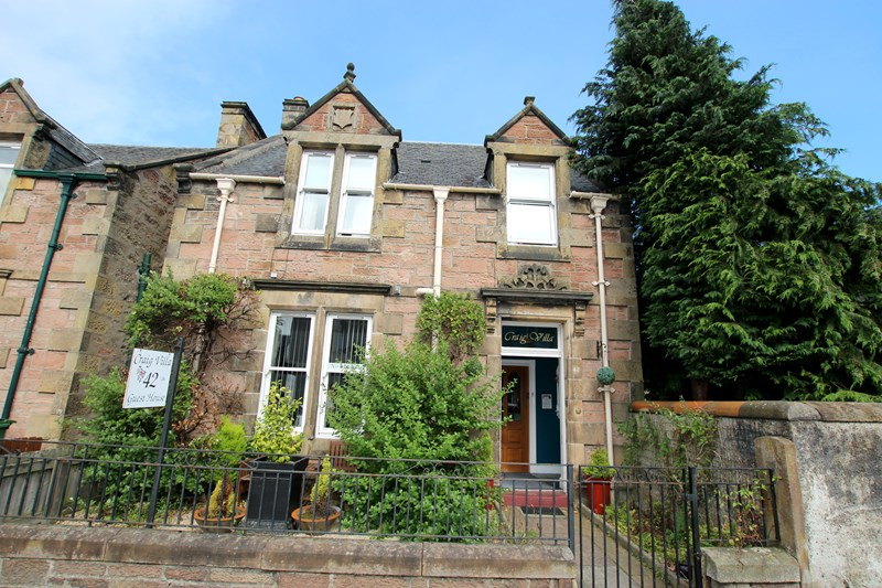 Craig Villa, 42 Kenneth Street, Inverness