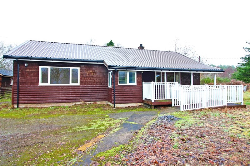 19 Forestry Bungalows