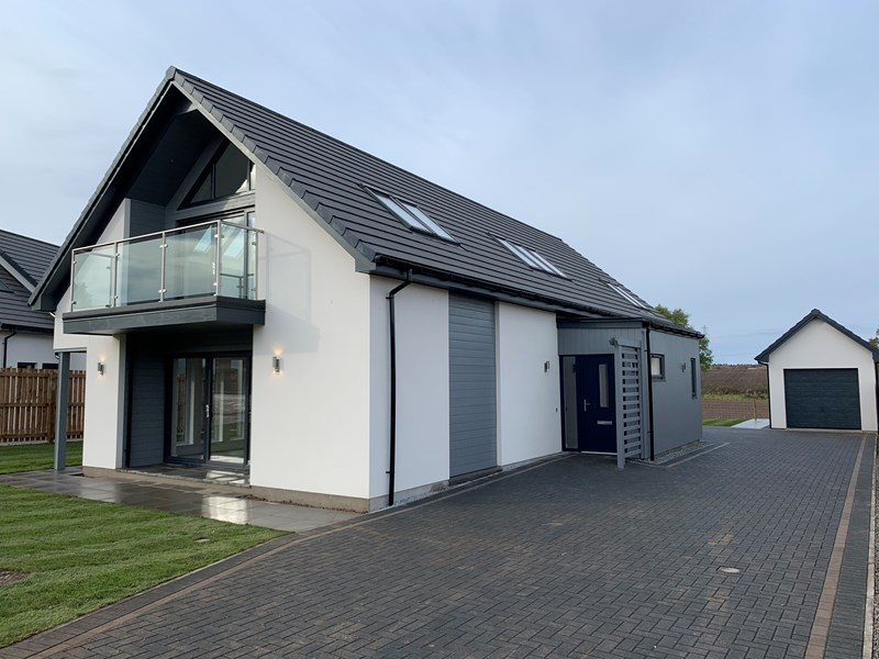 Banquo, Plot 6, Sonas Development, Forres