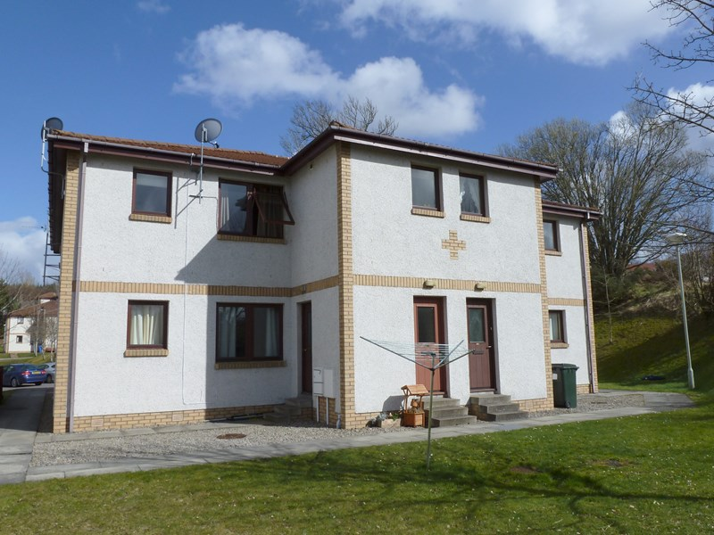 rent: 159 Murray Terrace,Inverness,IV2 7WZ