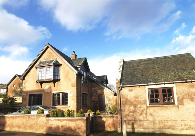 The Old Stables, Station Road, Fortrose IV10 8SY