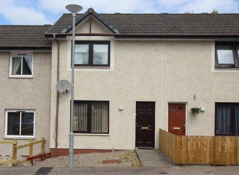 36 Woodlands View Inshes Wood Inverness Inshes IV2 5AQ