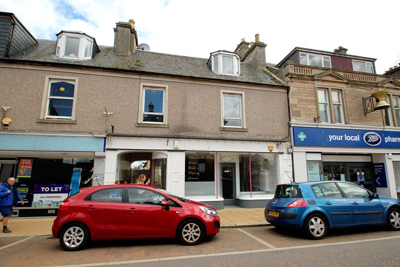 Lease of 37 High Street, Nairn
