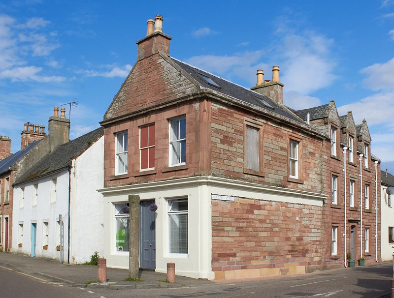 The Cross 1 Academy Street Fortrose IV10 8TW