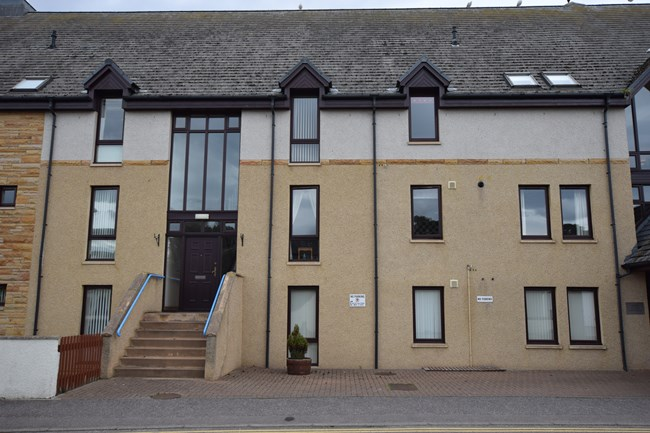 31 Royal Marine Apartments, Marine Road, Nairn IV12 4EN