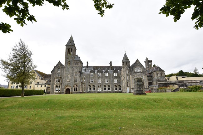Flat 1, The Monastery, The Highland Club, St. Benedicts Abbey Fort Augustus PH34 4BJ