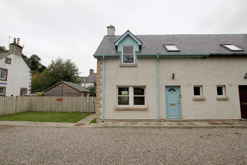 5 Nicol Terrace, Cromarty