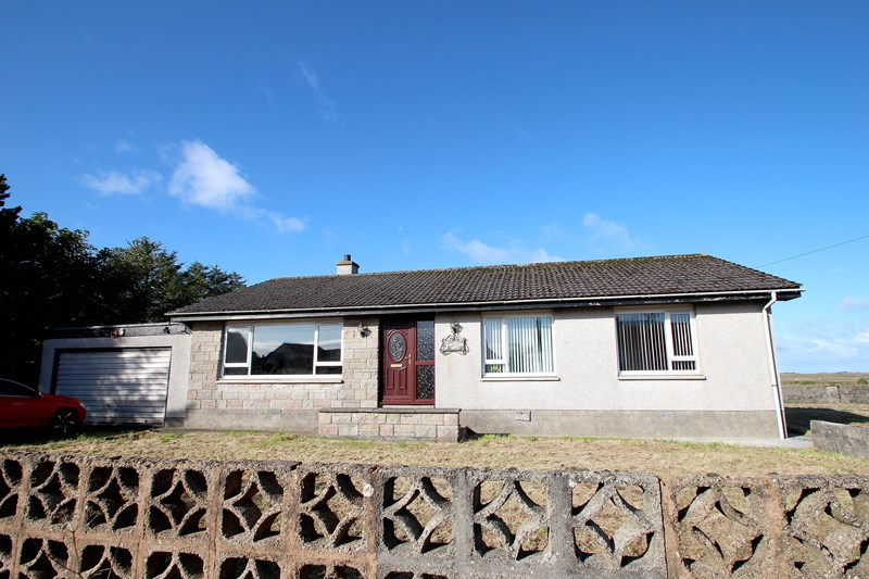 Just Home, Manse Road, Wick