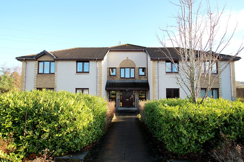 8 Holm Dell Court, Inverness