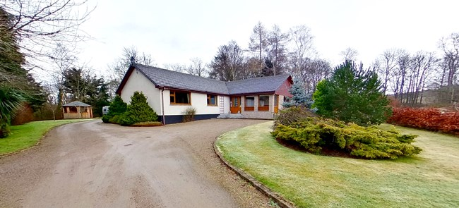 Geddes Mill House and Lodges, Raitloan, Geddes Nairn IV12 5SB