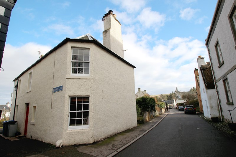 Alistair's Cottage, Church Street, Cromarty