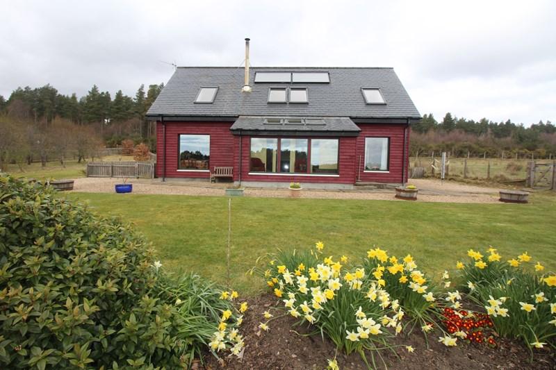 An Taigh Dearg (The Red House) Lamington Kildary Invergordon Kildary IV180PE