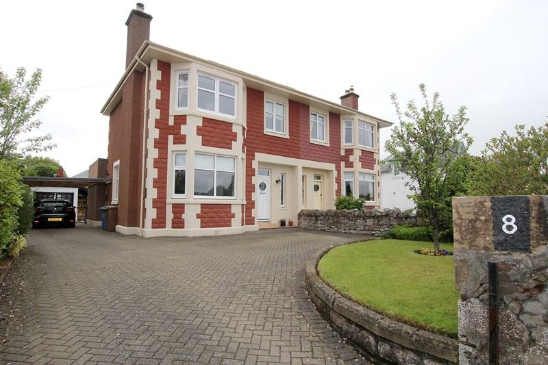 8 Culcabock Road, Inverness