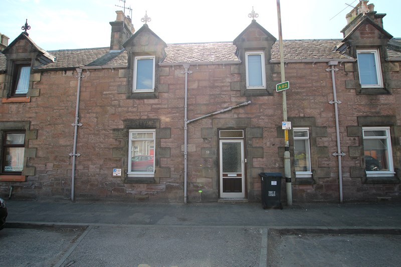 53 Tomnahurich Street, Inverness