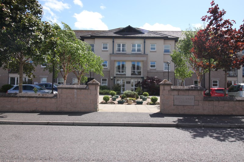 53 Royal Ness Court Inverness Ballifeary IV35TE