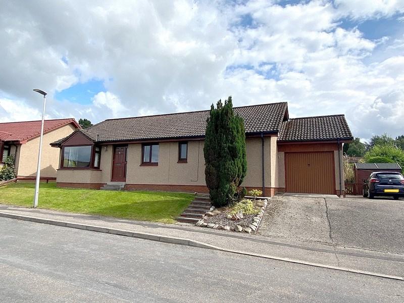 58 Burn Brae, Inverness