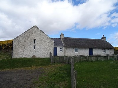 The Thatched Croft, 6 Gartymore, Helmsdale