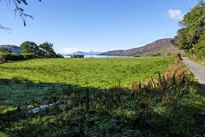 Plot at Ardarroch, Kishorn Wester Ross