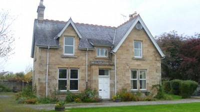 St Andrew's Rectory, Glebe Crescent, Tain