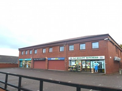 Flat 2 Keppoch Flat, Culloden Shopping Centre, Keppoch Road Inverness