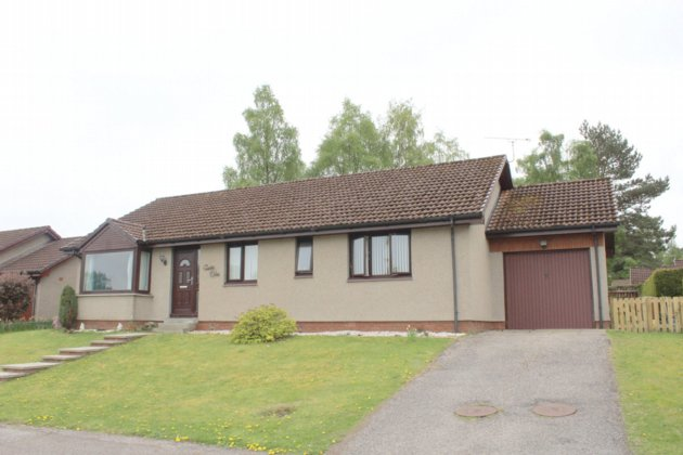 rent: 40 Birch Drive,Dingwall,IV7 8ES