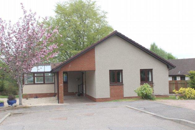 rent: 26 Birch Drive,Maryburgh,IV7 8ES