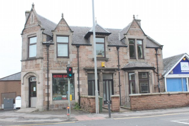 rent: 20A Telford Street,Inverness,IV3 5JZ